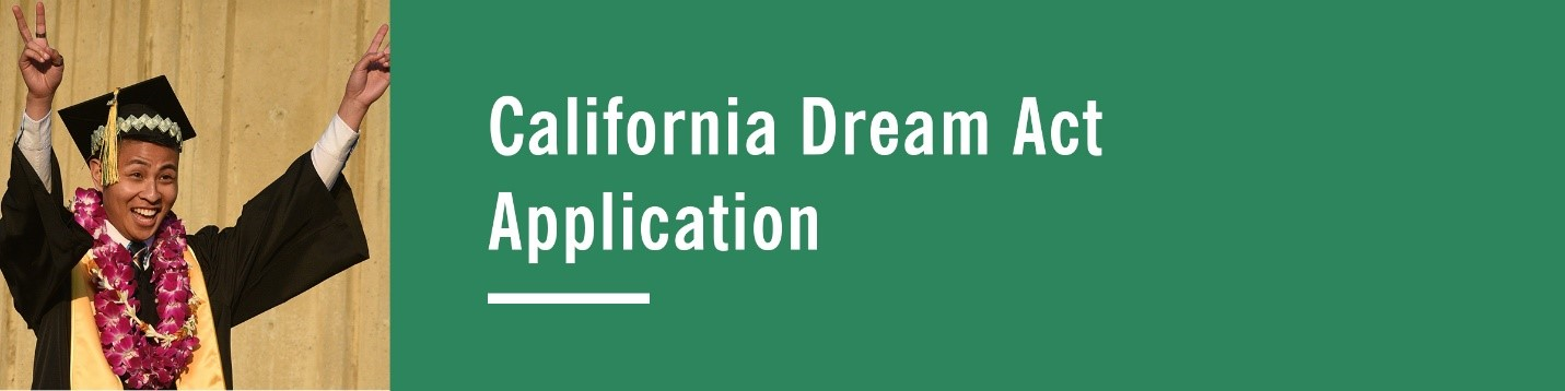 California Dream Act Application